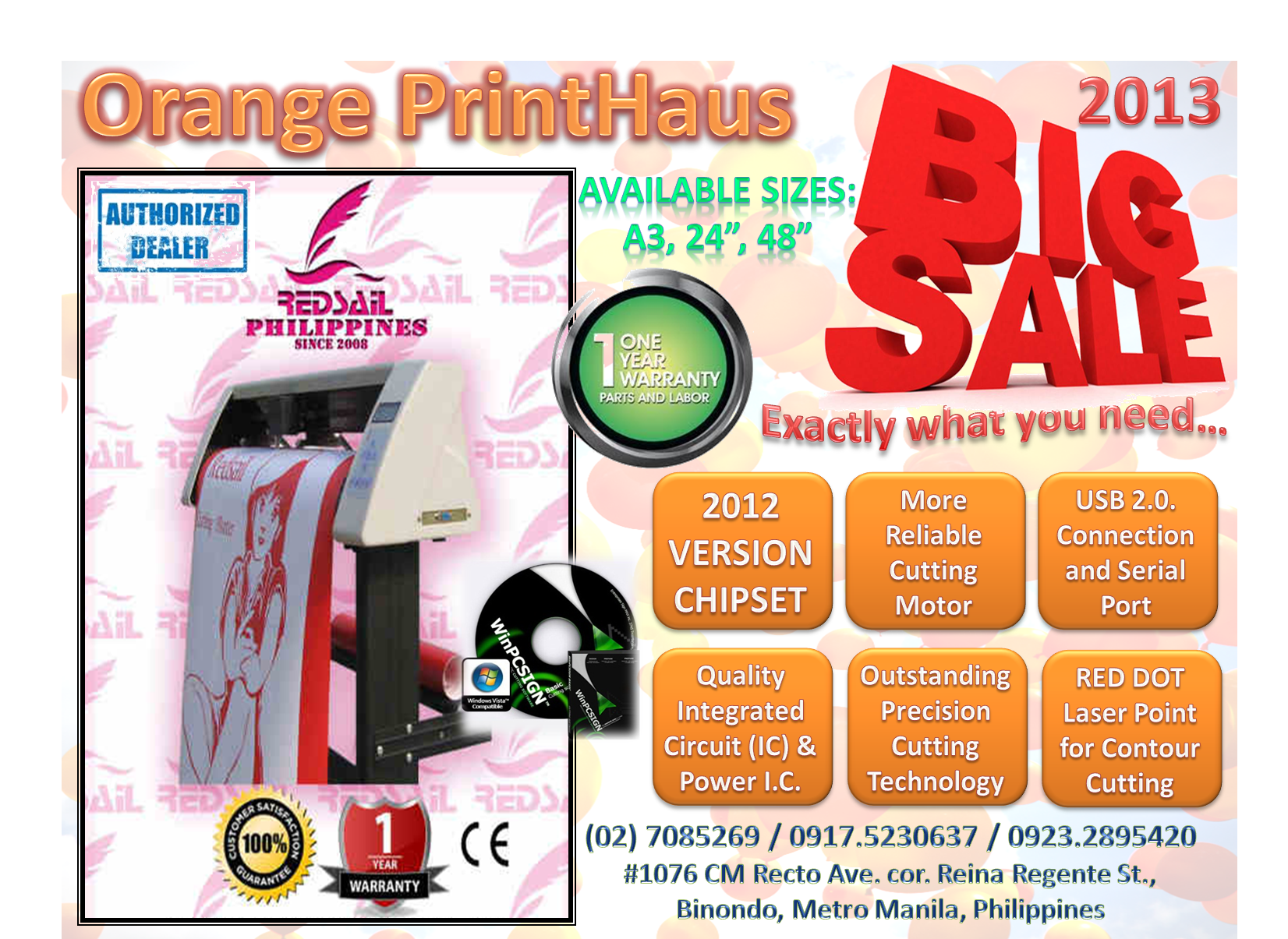 Orange Printhaus Quality And Affordable Digital Printing