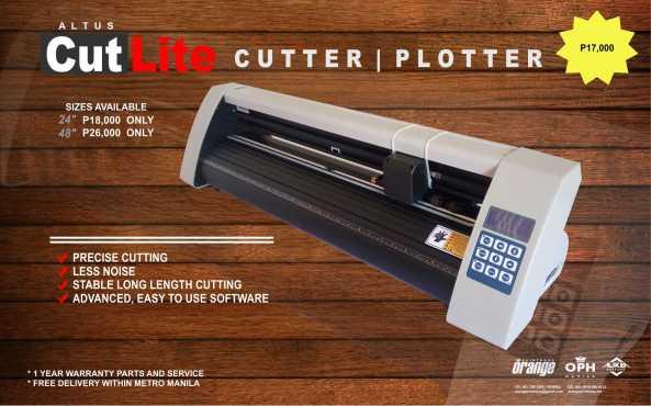 CuTLite Cutter 17K